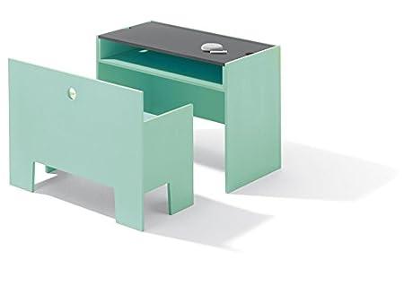 Wonder Box Richard Lampert Furniture Table & Bench eisgrun