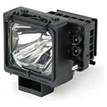 Electrified Replacement Lamp with Housing for KDF-60XS955 KDF60XS955 for Sony Televisions - 150 Day Electrified Warranty