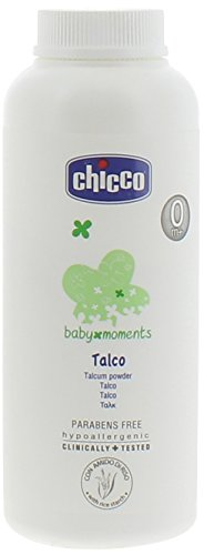 Chicco - baby moments, Talco , 150 ml
