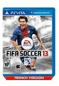 FIFA Soccer 13 Playstation Vita - French Only