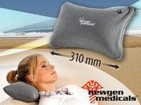 gen medicals Aufblasbares Nacken- und Reisekissen