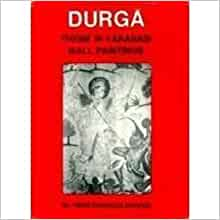 Durga (Theme in Varanasi Wall Paintings): Prem Shankar Dwivedi