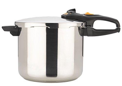 Fagor Duo 10-Quart Pressure Cooker/Canner (Fagor Chef Pressure compare prices)