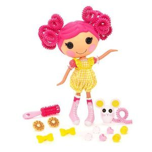 Lalaloopsy Silly Hair Doll - Crumbs Sugar Cookie