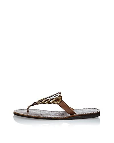 laidbacklondon Infradito Avery [Marrone]