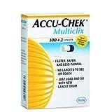 Accu Chek Accu-Chek Multiclix Lancets 102Ct