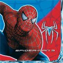 Spider-Man 3 Lunch Napkins 16ct