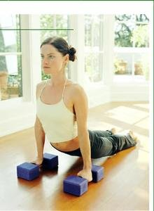 Gripitz Yoga and Exercise Blocks