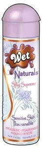 Wet Naturals Enriched Body Glide, Silky Supreme, 3.1-Ounce Bottle (Pack of 2)