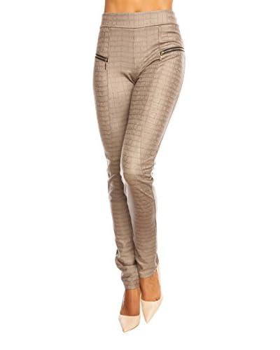 La Boheme Pantalone [Beige]