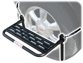 Adjustable Folding Wheel Step for Rims up to 22