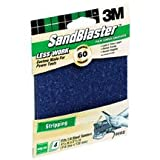 3m 100 Grit SandBlaster Palm Sander Sandpaper 9666 - Pack of 5