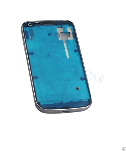 New White/Black Front Lcd Mid Frame Bezel Housing Replacement Part For Samsung Galaxy S2 Ii Gt-I9100 I9105 D710/Sprint I777/At&T T989/T-Mobile, Epacket Shipping (I777 White)
