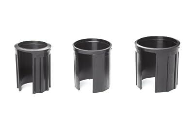 Doppler Granitsockel-Reduzierringe Innendurchm. 52,48,38,32,25 mm schwarz von Doppler - Gartenmöbel von Du und Dein Garten