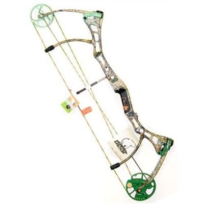 Fred Bear Archery: Truth II Compound Bow, Camo, Left Handed, 28