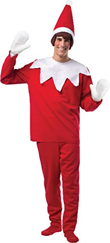 Morris Costumes Elf On A Shelf Adult