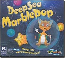 Deep Sea Marble Pop