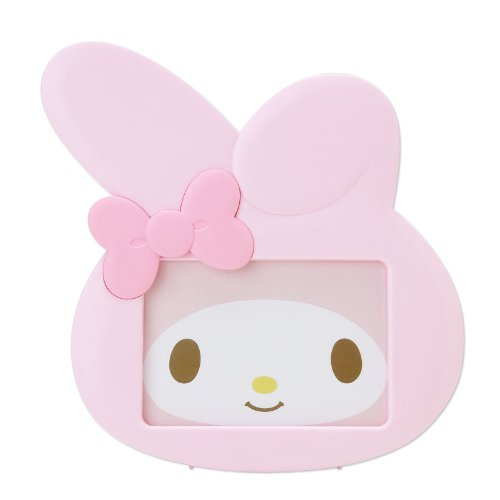 My Melody shaped face photo frame