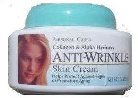 Personal Care Collgen Enriched Anti-wrinkle Skin Cream 8oz