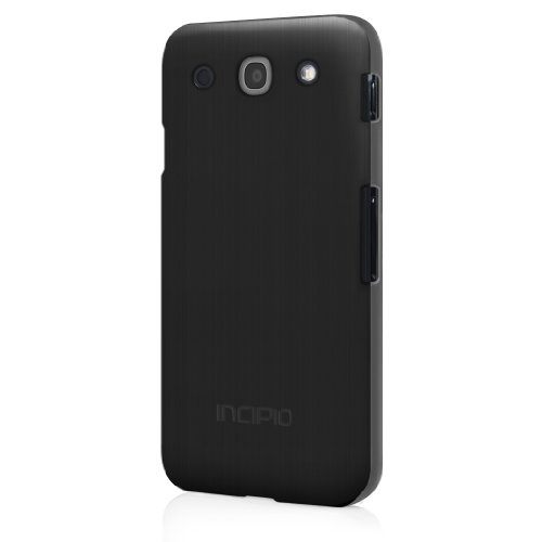 Incipio LGE-182 Feather Shine Case  for the LG Optimus G Pro - 1 Pack - Retail Packaging - Black