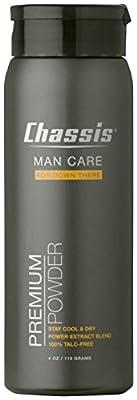 Chassis Premium Body Powder for Men
