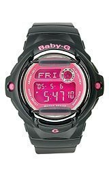 Baby-G Ladies Watch Baby-G 200M BG-169R-1BDR - WW