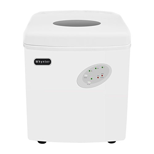 Whynter IMC-330WS Portable Ice Maker with 33-Pound Capacity, White