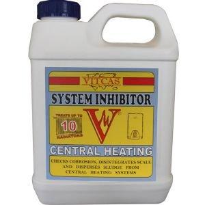 Vitcas Central Heating System Inhibitor 1Ltr