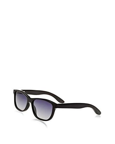 Bertha Sunglasses Olivia Genuine Handmade Horn Sunglasses, Black