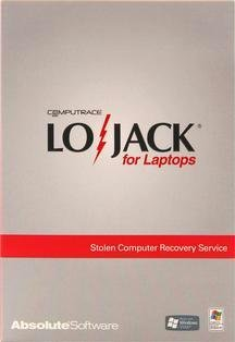 Computrace LoJack for Laptops: 1 Year Subscription