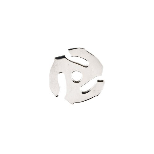 45 RPM Label Pin - Sterling Silver
