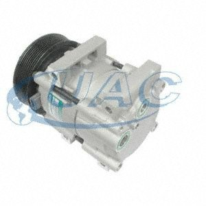 Universal Air Conditioning CO35109C New A/C Compressor with Clutch