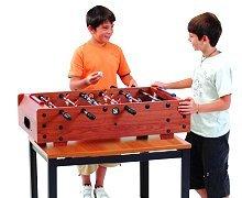 """Mini-Kicker"""" als praktische Tischauflage. bestellen"""