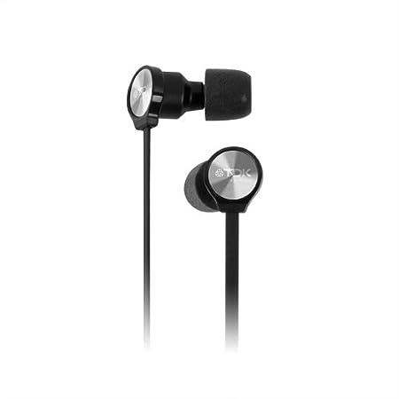 TDK Balanced Armature-ear stereo headphone TH-ECBA100BBK (japan import)