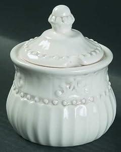 American Atelier Baroque Sugar Bowl \u0026 Lid Fine China Dinnerware & American Atelier Baroque Sugar Bowl \u0026 Lid Fine China Dinnerware ...