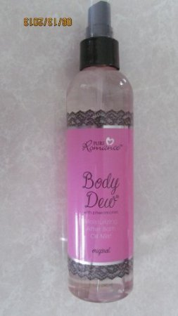 Pure Romance Body Dew After Bath Body Mist In Original front-951164
