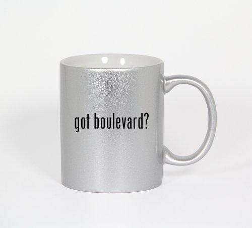 Got Boulevard? - 11Oz Silver Coffee Mug Cup