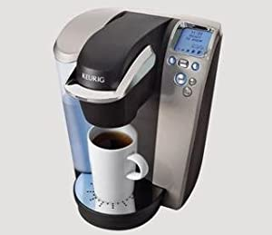 Keurig Coffee Maker Problems Lights Flashing : Amazon.com: Keurig Platinum Plus B79 Gourment Single Cup Home Brewing System: Single Serve ...