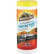Armored AutoGroup 78535 Air Freshening Protectant Wipe-BERRY PROTECTANT WIPES