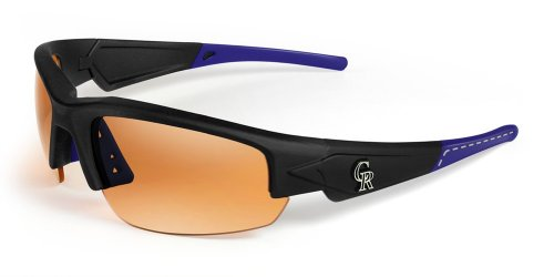 Colorado Rockies Sunglasses Maxx Hd Dynasty Shades