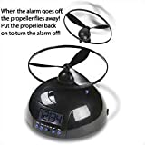 Tech Tools Flying Alarm Clock