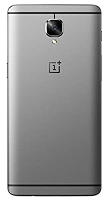 Used OnePlus 3 (Graphite, 64GB)