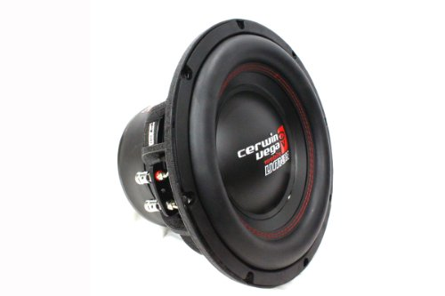 Cerwin Vega V3102 10 Dvc 2-Ohm 1600W/1200W R Studio Subwoofer