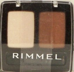 "Rimmel ""Special Eyes"" Eyeshadow Duo Colour: 421 Desert by Rimmel"