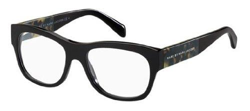 Marc By Marc JacobsMarc by Marc Jacobs MMJ546 Eyeglasses-0XT3 Black Havana Green-52mm