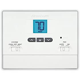 Braeburn 1000NC Digital Non-Programmable Thermostat by Braeburn