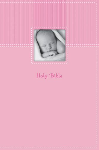 Baby Keepsake Bible