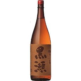 【クリックで詳細表示】杜氏黒瀬安光謹製 やきいも黒瀬 1800ML 芋 25度: 食品・飲料・お酒