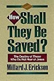 How Shall They Be Saved?: The Destiny of Those Who Do Not Hear of Jesus (0801020654) by Erickson, Millard J.