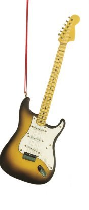 Electric Guitar Ornament - Gift Boxed